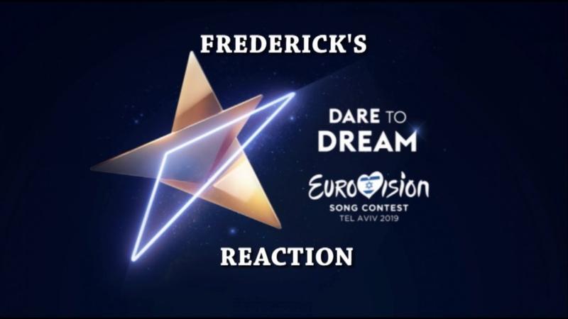 Eurovision 2019 PART-2 FREDERICK'S REACTION (CROATIA, ROMANIA, MOLDOVA, LATVIA, LITHUANIA)