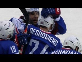France - Austria 3-1 (IIHF WC-2013)