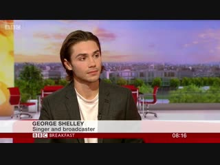 BBC Breakfast: George Shelley talking about the loss of his sister Harriet