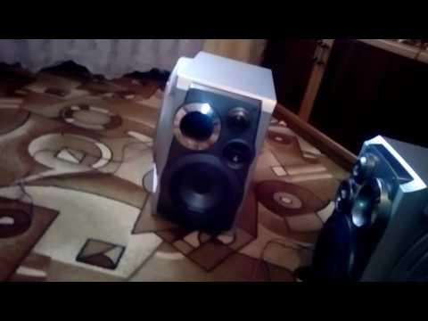 Музыкальный центр Samsung Max Zs750