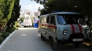 Обвал грунта прям на отдыхающих, Севастополь, Пляж Патриот и Царский