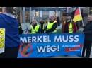 ❗️🕕-🕖❗️👁Mittwochabend vor dem Kanzleramt👁 - 🆘✊🏻❗️-Merkel muss weg-❗️✊🏻🆘 - 105 - (23.03.2019)