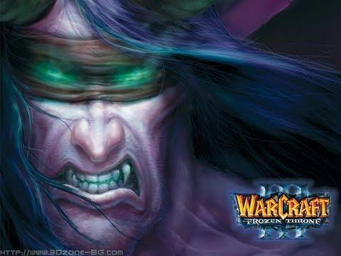 Warcraft 3 Reign of Chaos.Кампания Ночных эльфов.Серия№7.Финал