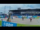 Beach volley Russia Kazan 2018 M 01 Mustaev-Asadullin and Khasanov-Stakin