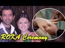 Arnav Khushi's ROKA CEREMONY EPISODE in Iss Pyaar Ko Kya Naam Doon 20th August 2012 NEWS