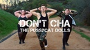Don't Cha - The Pussycat Dolls   Caleb Marshall x Whitney Thore   Dance Workout