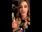 Kristen Scott получила премию на AVN AWARDS 2018