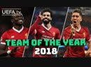 Fans Team of the Year − Liverpool