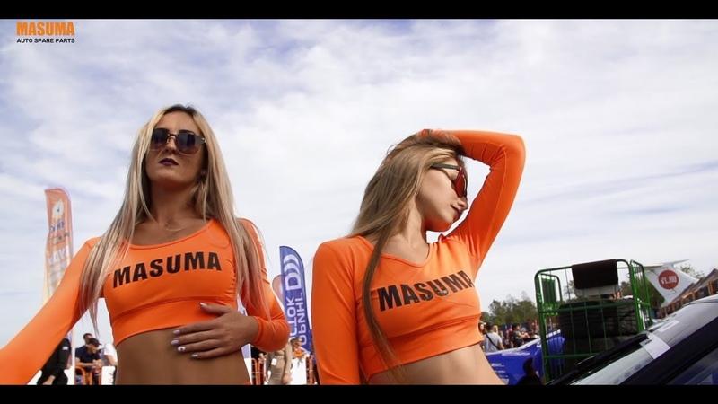 MASUMA на Asia Pacific D1 Primring GP 2018 RDS vs D1