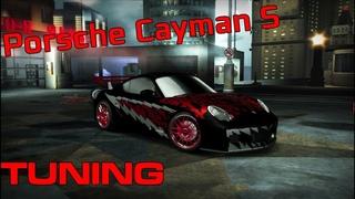 NFS CARBON Тюнинг Porsche Cayman S