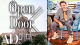 Inside Robert Downey Jr.s Windmill Home in the Hamptons Open Door Architectural Digest