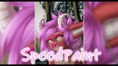 Aries | Timelapse SpeedPaint by Ann Vee