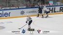 Моменты из матчей КХЛ сезона 17 18 Адмирал Слован