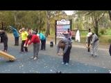 Танцевальная терапия для лиц пожилого возраста в проекте