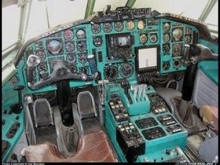 Avia: Вывод Ту 154М из плоского штопора на симуляторе