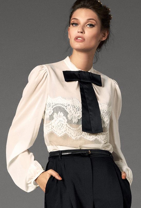Dolce & Gabbana F/W 2013 LookBook - Evening Collection