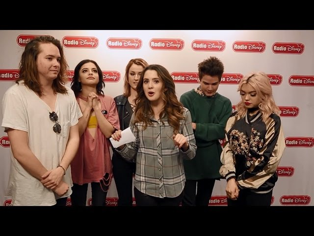 Hey Violet Guess That Guy's Age | Radio Disney