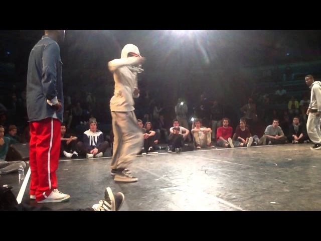 Finale Hip Hop Circus Battle 2 Slowy MistyK1mp Paul Ereck Boubou