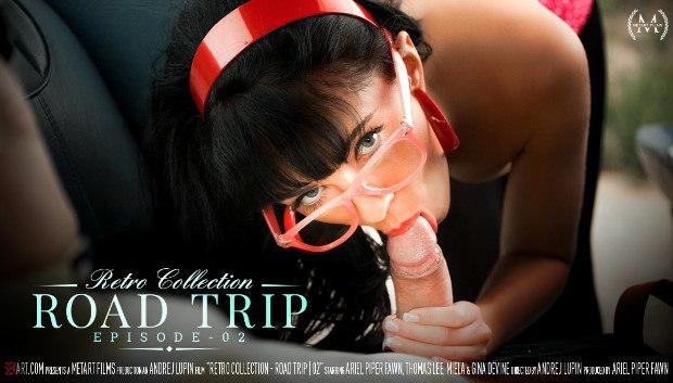 SexArt - The Retro Collection - Road Trip Episode 2