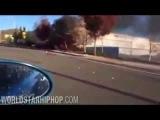 Paul Walker  Dead - DRAMATIC Car crash Aftermath RAW FOOTAGE [R.I.P Brian Fast & Furious]