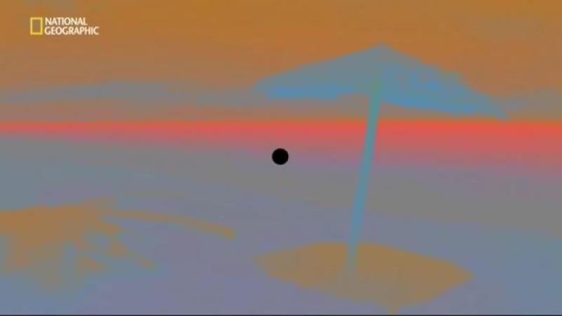 Прикол с Черной Точкой и Цветом 1 National Geographic Игры Разума