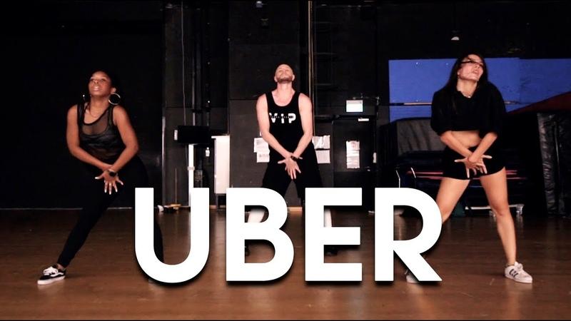Uber - Litek Tom Zanetti feat Curtis Clacey | Brian Friedman Choreography | Millennium Singapore