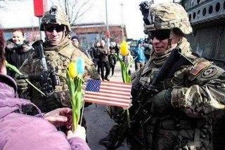 Американские десантники прибыли во Львов для обучения украинских воинов - Цензор.НЕТ 6646