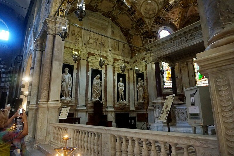 9sEU751CJjQ Сиена. Собор Санта-Мария-Ассунта (Duomo, Cathedral Santa Maria Assunta)