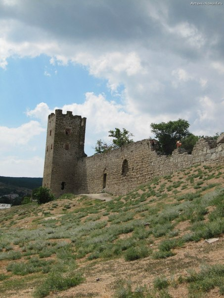 Крепость Каффы