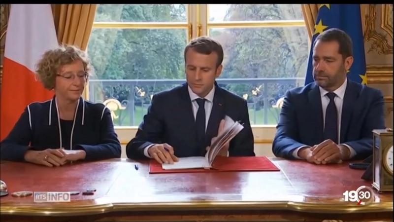 Une année après l'élection d'Emmanuel Macron Manuel Valls reste persuadé que l'on se dirige dans la bonne direction et que l'Eu