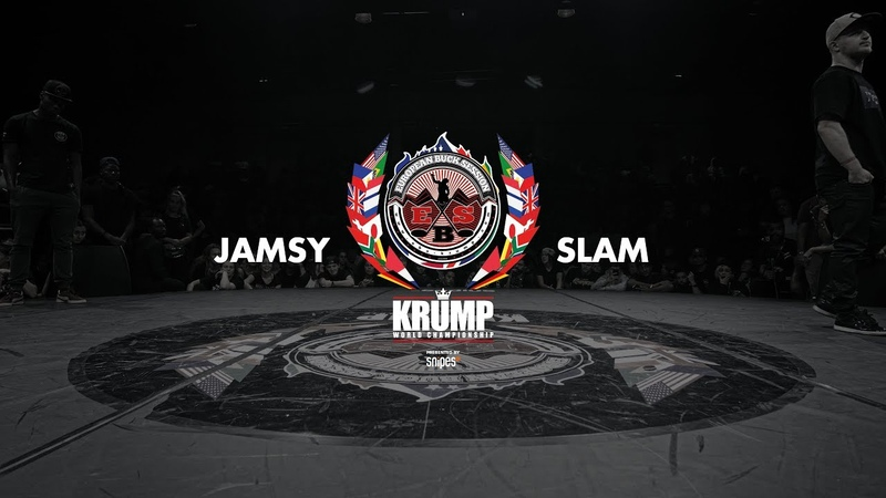 Jamsy vs Slam Male Top 8 EBS 2018