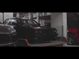 Night Lovell - Trees Of The Valley _⁄ BMW E30 Showtime