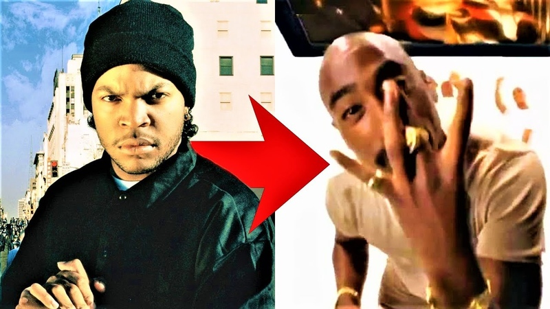 The Evolution Of Diss Tracks [1986 - 2018]