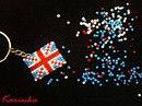 фенечка с британским флагом схема - Микросхемы.