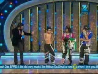 Dance India Dance Season 4 November 16, 2013 - Sumedh, Meera & Manan