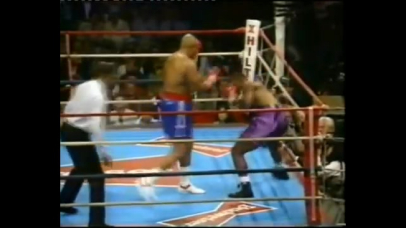 George Foreman vs Alex Stewart (11.04.1992)