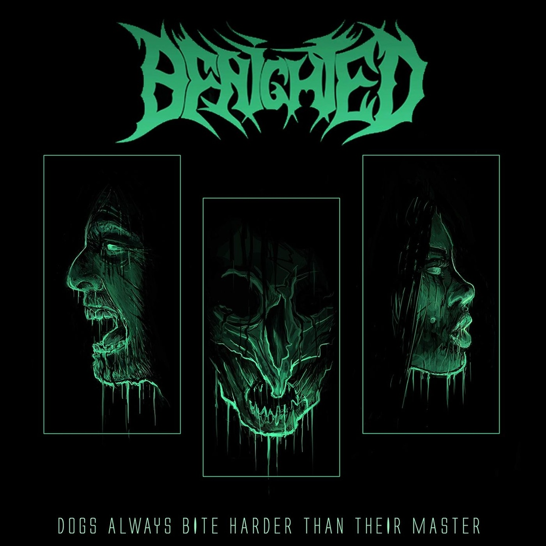 Benighted - Dogs Always Bite Harder Than Their Master [Single] (2018)