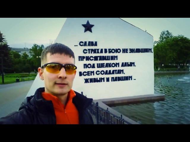Селфиобзор площади Победы в сердце Калуги