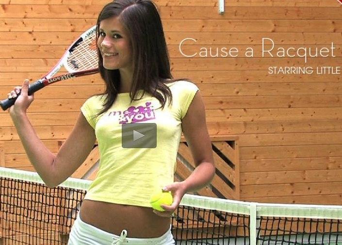 Cause a Racquet BTS