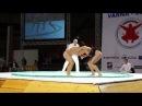 Men U21 - 85kg - Final - Sadigov Namig AZE Silver Medal vs Mongush Andrey RUS Gold Medal
