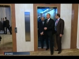 Сенсационные кадры: Ильхам Алиев и Никол Пашинян в одном лифте. Азербайджан Azerbaijan Azerbaycan БАКУ BAKU BAKI Карабах 2018 HD