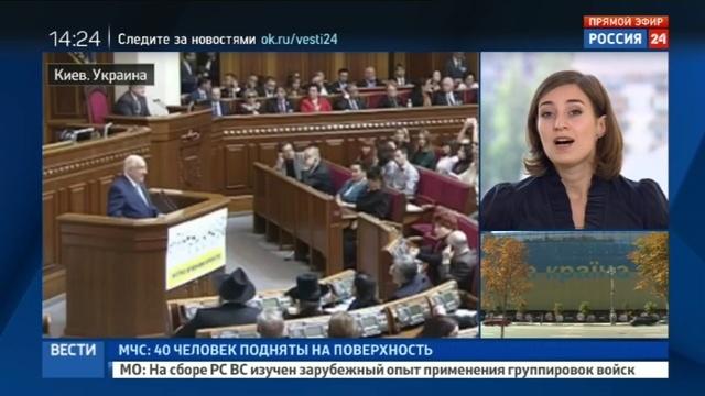 Новости на Россия 24 • Украинские депутаты хотят за посещение Крыма сажать в тюрьму