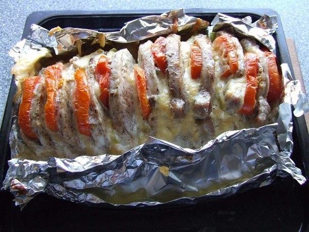 Мясо 'Гармошка' - вкуснятина неописуемая! Ингредиенты: мясо мякоть (свинина/говядина)-