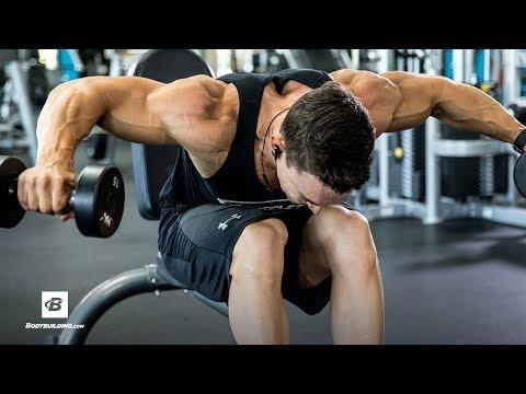 Abel Albonetti's Shoulder Pump Workout w/ QA