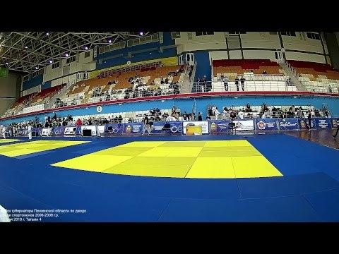 Кубок Губернатора Пензенской области по дзюдо среди спортсменов 2006-2008 г.р. Т-4