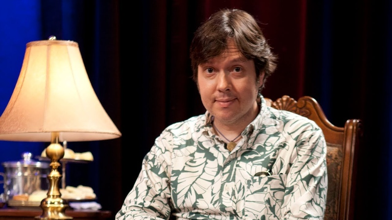 Comedian DAVE HILL Explains Friends With Benefits UK Drinking to British Artistocratic Siblings