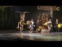 Премьера мюзикла Великий Гэтсби в Мюзик-Холле