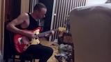 Squier Jazzmaster Deluxe, Pharaoh Fuzz, Marshall Plexi