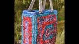 BAGATELLE - Locker Hooking Bag Kit by Robin Inkpen