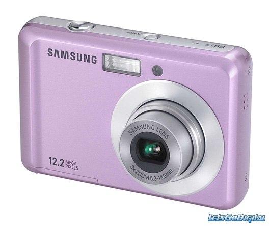 фотоаппарат samsung es17